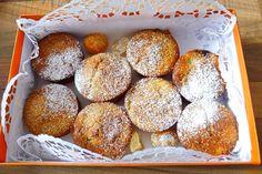 Backen • Rezept mit Dinkel-Vollkorn - Muffins in der Bento Box • vollwertig...gesund, nicht zuviel Zucker, und nur ca 6 g Fett pro Muffin, der stark sättigend sein kann. Dinkelmehl soll übrigens viel gesünder sein als Weizenmehl und weniger Menschen reagieren allergisch auf Dinkel als auf Weizen