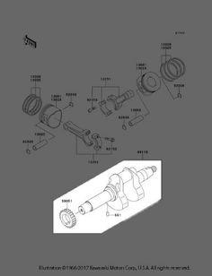 Kawasaki Mule 3010 Parts Diagram | Mule 3010 | Kawasaki mule, 4x4 parts, Diagram
