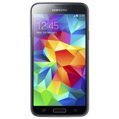 Samsung Galaxy S5 SM-G900FD 4G LTE 16GB Dual Sim (Libre) - Negro