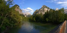 Enns river   picture Nationalpark Gesäuse, Andreas Hollinger   Admonter Andreas, Half Dome, Alps, Mountains, Nature, Travel, National Forest, Naturaleza, Viajes