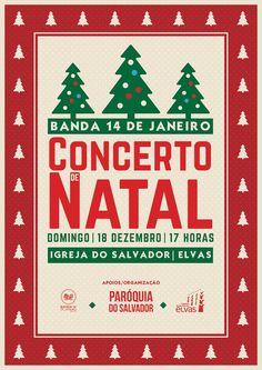 Banda 14 de Janeiro em concerto de Natal na Igreja do Salvador | Portal Elvasnews