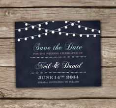 Hey, I found this really awesome Etsy listing at https://www.etsy.com/jp/listing/188762340/string-lights-save-the-date-template