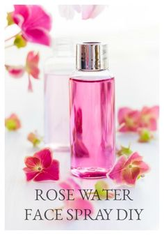Rose water has been around since the days of Cleopatra. Yes, women FOR-EVER have been searching for beauty in the fountain of youth. If you are looking for an all-natural rose water face spray and toner to sooth your skin, this DIY is for you. It