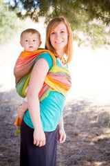 Woven Wraps – Hip Mommy