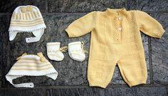 0021 nydelig Lykkeliten baby doll dukkeklær for påsken