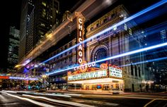 Chi-ghttime. Spend your summer nights with these bright beacons and brush up on your Windy City history.