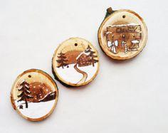 Weihnachtsbaum Dekoration Weihnachten Spielzeug von HolgaArt