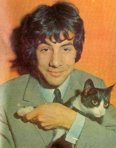 Cat Stevens with Cat.