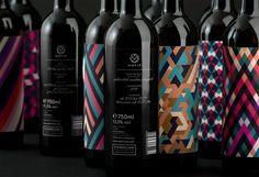 """Weinetikett Rückseite """"Gschniglt"""" – Motif Wine"""