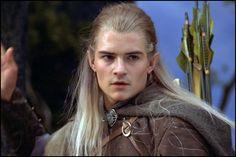 Orlando Bloom as Legolas in the Hobbit Elijah Wood, Fellowship Of The Ring, Lord Of The Rings, Canterbury, Kate Winslet, Jackson, Orlando Bloom Legolas, O Hobbit, Bilbo Baggins