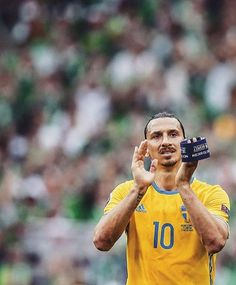 The end of an era...Zlatan