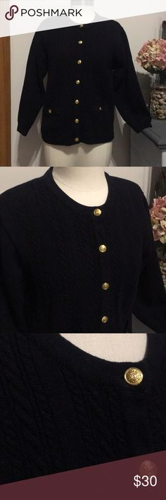 🌷100% Wool Sweater 🌷100% Wool Sweater  Excellent condition. Size M Talbots Sweaters