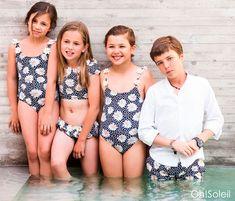6aecf3224 45 mejores imágenes de Bañadores para niños en 2019
