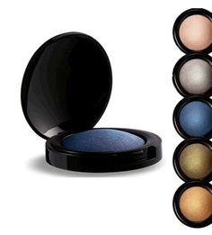 Sombra Mono Baked - Magnetic Eyes - Eudora  5 opções de cores com Tecnologia baked, que traz um pigmento de cor muito mais intenso e luminoso, de longa duração. Cores mais ricas sofisticadas