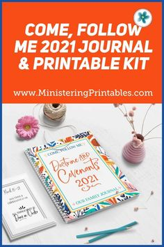 Use this Come, Follow Me 2021 Printable Kit and Journal to get for the Doctrine