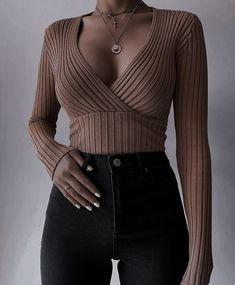 Girls Night Out Outfits, Casual Summer Outfits, Outfits For Teens, Stylish Outfits, Boujee Outfits, Chill Outfits, Fashion Outfits, Knitwear Fashion, Korean Fashion Trends