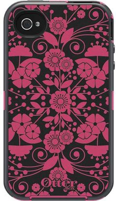 OtterBox Defender Series Studio Collection Case Eternality Perennial for Apple iPhone 4/4S // GOCELLULAR.ca
