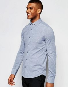 United Colors of Benetton Pique Cotton Shirt