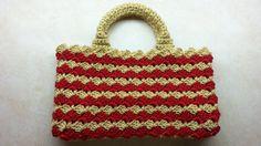 Crochet Look A-Like PRADA BAG Handbag Video Tutorial from BAG-O-DAY CROCHET & MORE