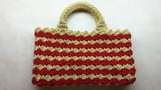 Crochet Look A-Like PRADA BAG Handbag Video Tutorial from BAG-O-DAY CROCHET & MORE