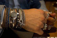 Maria Tash, Pippa Small, Cathy Waterman, Fine Jewelry, Designers, Bracelets, Silver, Fashion, Jewelry Designer