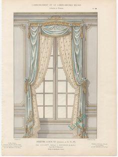 Fenetre Louis XV