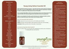 Vetiver Young Living