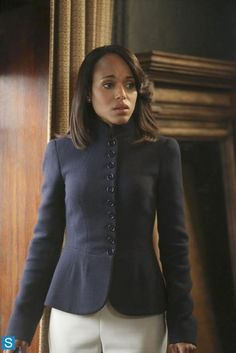 Scandal - Season 3 - Episode 3.02 - Guess Who's Coming to Dinner