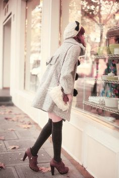 The Simply Luxurious Life®: Why Not . . . Be Stylish in Winter?