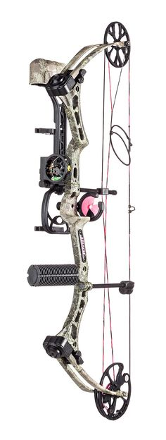 Bear Archery® Finesse RTH Compound Bow Package | Bass Pro Shops #bowhunting #mothersdaygifts #womenshuntinggear   #pocketranger #trophycasehuntingandfishing