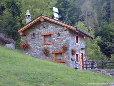 güzel evler- En güzel kır evleri 17