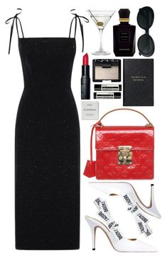 """January 1, 2018"" by mariimontero ❤ liked on Polyvore featuring Nordstrom, Bobbi Brown Cosmetics, Louis Vuitton, Keiko Mecheri, Smythson, NARS Cosmetics, Yves Saint Laurent, Byredo, Aesop and contestentry"