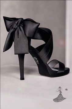 Honey Buy: black wedding shoes