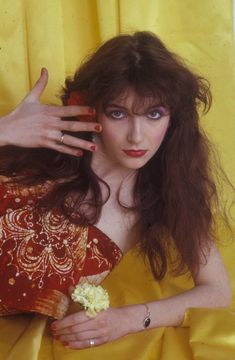 All of these... Kate Bush