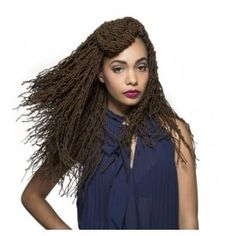 Bobbi Boss African Roots Braid Collection MICRO LOCS 18 Inch