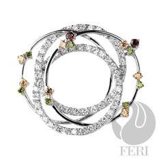 Spring Blossom Pendant, FERI Designer lines