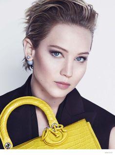 LOVE the Dior tribal earrings <3