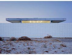 DESERT HOUSE BY JIM JENNINGS ARCHITECTURE