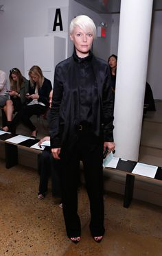 Kate Lanphear Photo - Ohne Titel - Front Row - Spring 2013 Mercedes-Benz Fashion Week