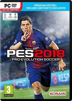 Offerta di oggi - Pro Evolution Soccer 2018 Premium - Day-one - PC a a1610bc2ebf7b