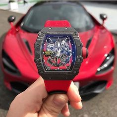Mclaren X Richard Mille🔥⌚ Picture by @horoloupe 📸  Checkout my favorite pages ☟  @ramdeyofficial  @imagineamillion  @hotels  @wannahaves  ______________________________  #luxurylife #luxurycars #motivational #luxuryfashion #luxurytravel #luxury4play #luxeplay #money #inspiration #luxurystyle #luxuryhomes #luxurycars #whips #millionairelifestyle #billionairelifestyle #entrepreneur #mindset #lifegoals #luxuryliving #quote #fastlife  #like #instawealth #wolfofinstagram  #highclass #diamonds…