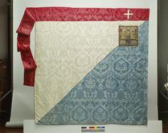 FAHNE (PROFAN) DEP-850 Fahne (profan). Mariae Krönung (Fahnenblatt)…