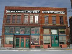 Mainstreet Uptown Butte || The Ghost Signs of Butte, Montana