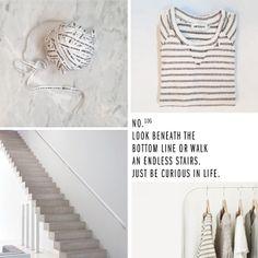 Mae stripe sweater www.anecdote.nl