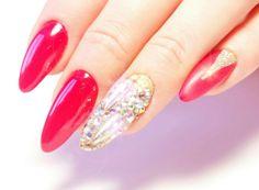 #effectivegirl #effectivena #cyrkonie #loveeffective #prettynails #czerwien #ferarri