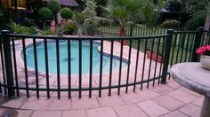 Steel, Metal & Aluminum Fences - Homeimprovement4U