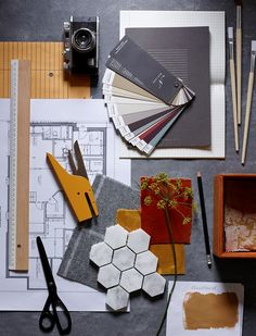 The Classic House Architecture Life, Architecture Concept Drawings, Mood Board Interior, Interior Design Boards, Estilo Interior, Interior Design Presentation, Material Board, Concept Board, Technical Drawing