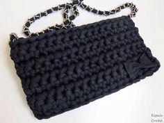 Diy Crochet Bag, Crochet Clutch, Crochet Handbags, Crochet Purses, Purse Patterns, Crochet Patterns, Diy Pochette, Crochet Beaded Necklace, Macrame Bag