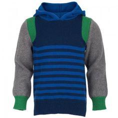 Stella McCartney Kids Multi-Colour Knit Sweater (COLORS)