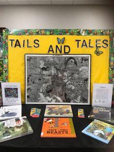 Summer Reading Program, More Pictures, Beast, Display, Facebook, Videos, Books, Animals, Floor Space